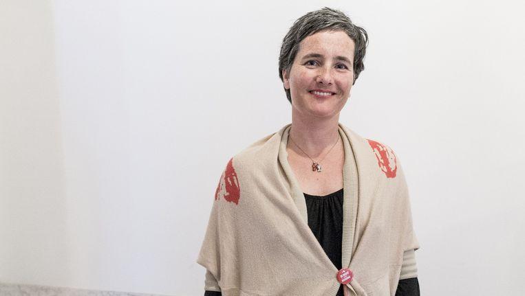 Nicole Beutler: 'Ik wil nieuwe territoria ontdekken.' Beeld Rink Hof