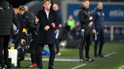 """Vercauteren fier maar ook ontgoocheld: """"Anderlecht is niet slecht bezig, denk ik"""""""