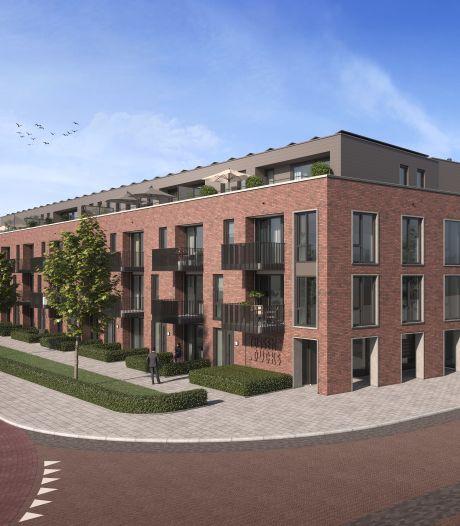 Gasvrij complex met vier woonlagen en twee deelauto's op Boerenbondterrein Prinsenbeek