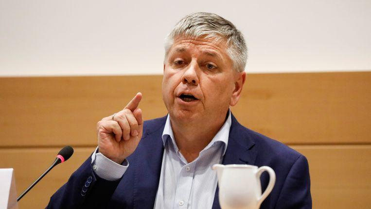 Minister van Volksgezondheid Jo Vandeurzen