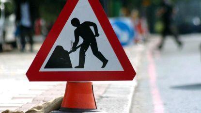 Blaaswerken zorgen voor lichte verkeershinder