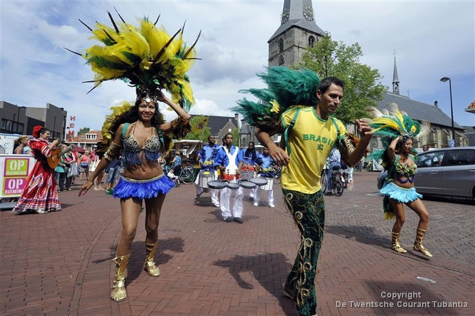 Archiefbeeld: Tropical Day 2013
