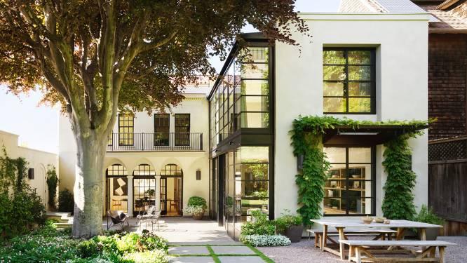 Zo mooi kan wonen in de stad zijn: renovatie maakt opnieuw een parel van 100 jaar oude herenwoning