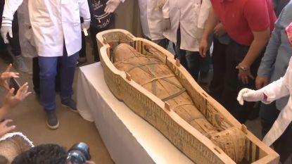 Dertig kisten met 3.000 jaar oude mummies ontdekt