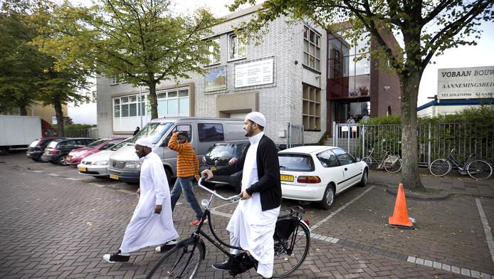 De Haagse as-Soennah moskee.