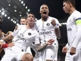 Manchester United kansloos tegen PSG zonder Cavani en Neymar