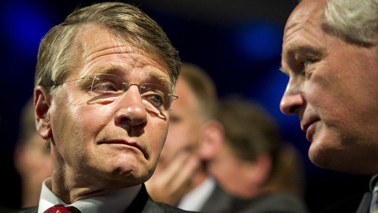 Minister Piet Hein Donner van Binnenlandse Zaken. © ANP Beeld