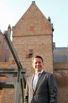 Ed Dumrese nieuwe directeur–bestuurder Slot Loevestein in Poederoijen