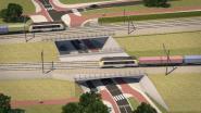 Nieuwe vergunningsaanvraag voor aanleg spoorproject Oude Landen