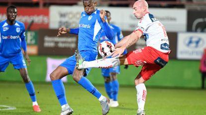 Christophe Lepoint (KVKortrijk) speelt zaterdag zijn vijftiende derby