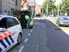 Twee gewonden bij aanrijding op de Rubenslaan in Utrecht