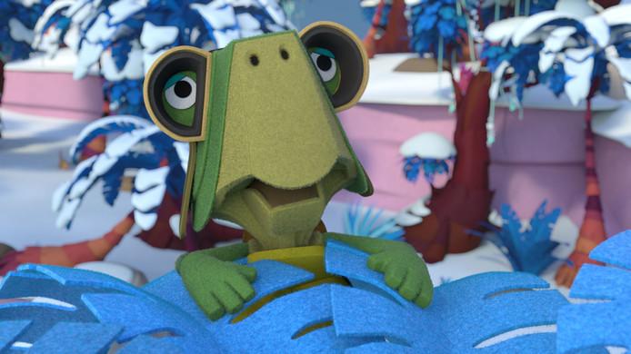 Stoffel de Schildpad