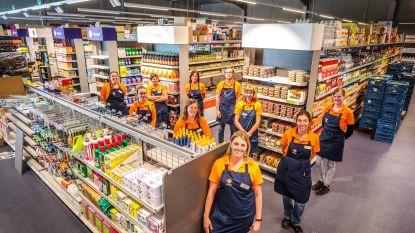 Met OKay opent tweede supermarkt van de stad haar deuren