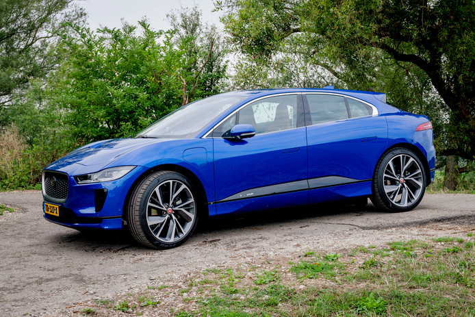 Toegegeven Elektrische Jaguar Komt Veel Minder Ver Dan Beloofd