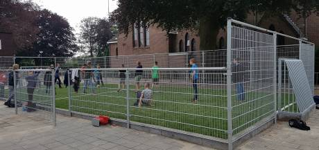 De Zweef wil pannaveld op sportpark Gagelman in Nijverdal