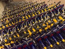 Nieuwe fietsenstalling Utrecht CS geregeld vol, 1.600 rekken erbij