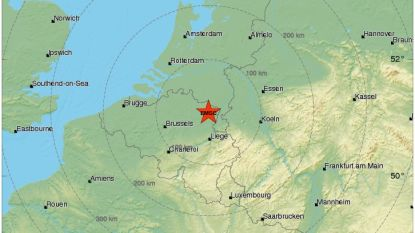 """Aardbeving met kracht van 3,1 in Limburg: """"Niet zo uitzonderlijk"""""""