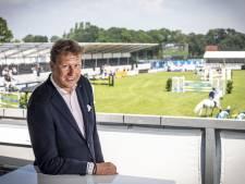 CSI Twente even het centrum van de paardensport