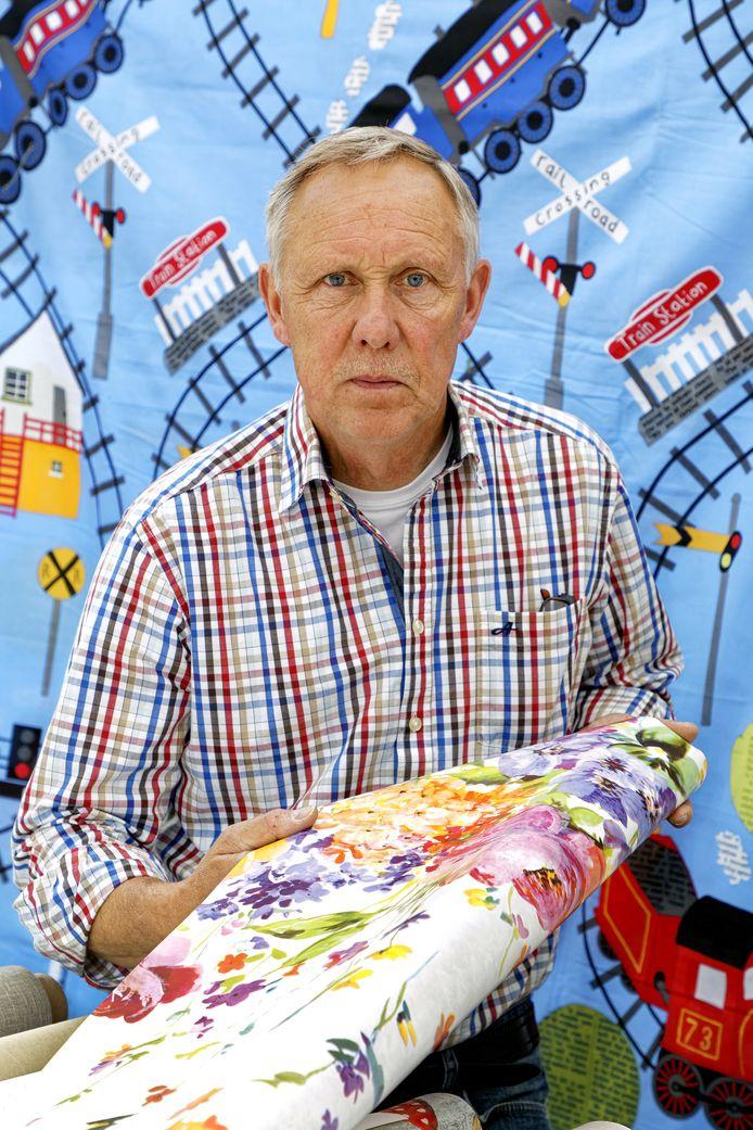 Marktkoopman Peter van Eeuwijk.