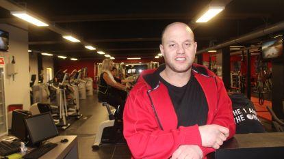 Uitbater Fitnesszaak houdt inbreker in bedwang