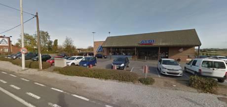 Une bagarre éclate sur le parking d'Aldi à Tertre: un homme de 50 ans tué