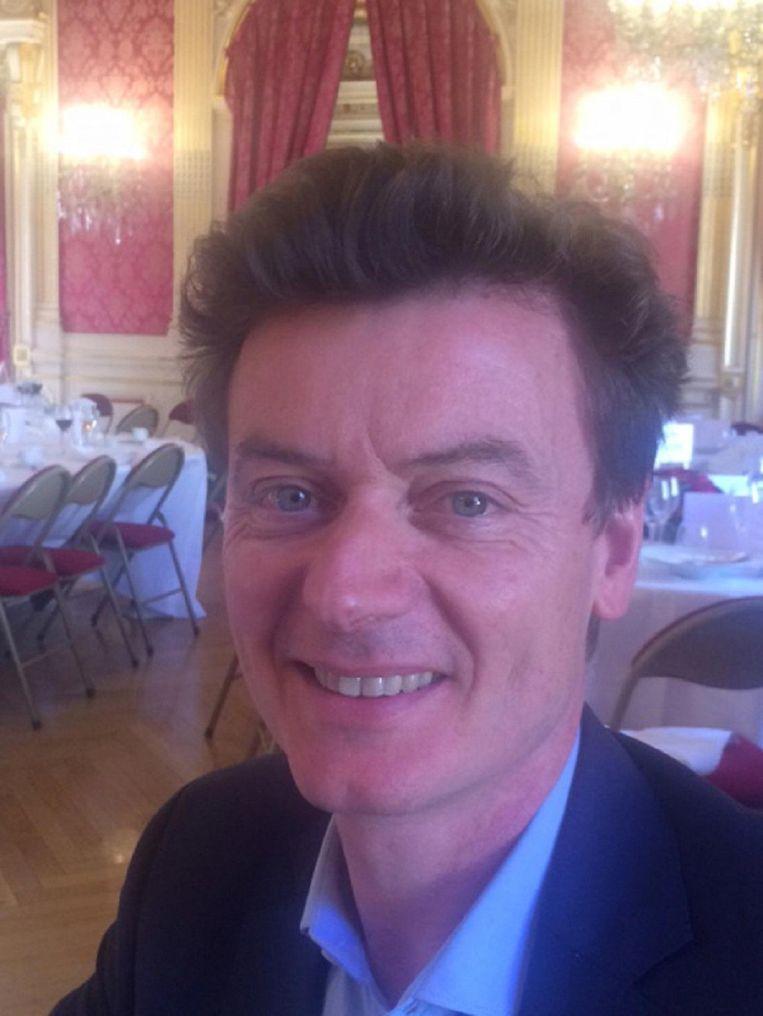Benoît Bardet Beeld