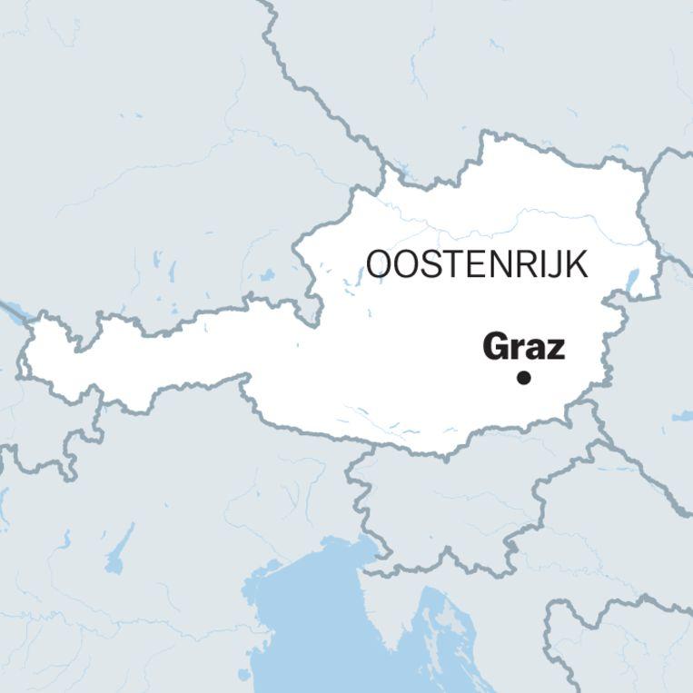 Graz is de hoofdstad van de Oostenrijkse provincie Styria. Beeld Shutterstock