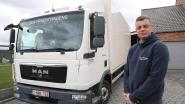 """Dieven roven bestelwagen en vrachtwagen leeg: """"Eén gaatje geboord en weg met 10.000 euro aan materiaal"""""""