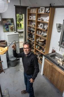 Replica van overleden kunstenares onthuld: 'Kunst maken was haar tweede natuur'