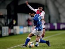 FC Den Bosch krijgt weer voetballesje van beloftenelftal: 'We lieten elkaar in de steek'