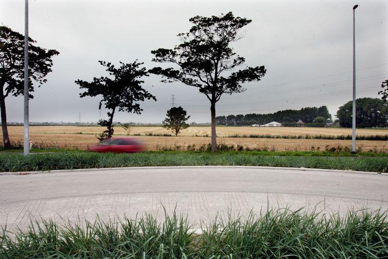 De site langs de Blankenbergse Steenweg draagt nog steeds de voorkeur weg.