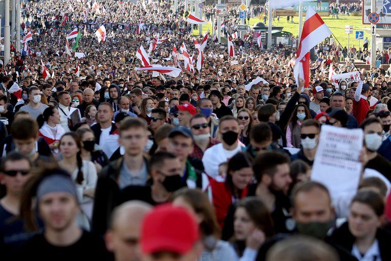 . Beeld Hollandse Hoogte / AFP