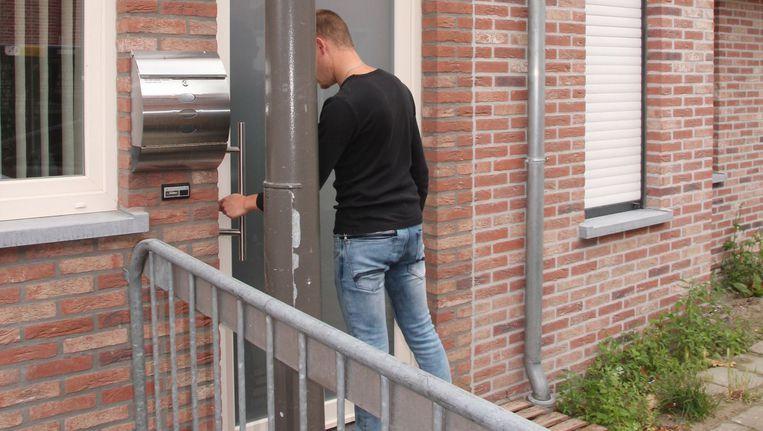 """""""Niet gemakkelijk om bij ons binnen te geraken"""", aldus de bewoners in Zwijndrecht."""