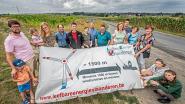 Pittem verdeeld over windmolenplannen: Oppositie pro, actiegroep Leefbaar Pittem contra, CD&V in het midden