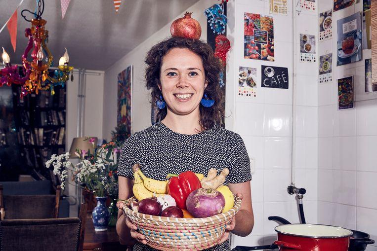 Charlotte Kleyn. Beeld Oof Verschuren