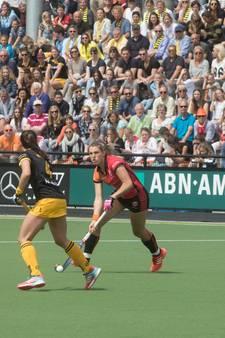 Hockeysters Oranje-Rood verliezen eerste duel van Den Bosch