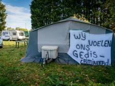 Protestkamp Grote Molenstraat in Elst mag van rechter niet blijven staan