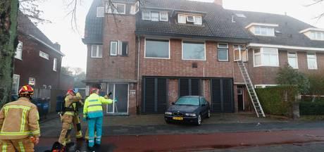 Opnieuw brand bij massagesalon Leenderweg Eindhoven