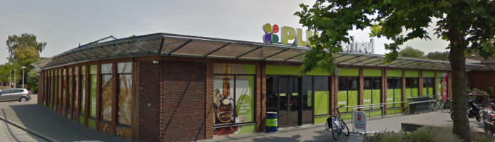 De supermarkt in Benthuizen