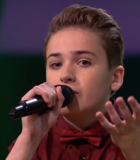 Zangtalent uit Leimuiden mist finale van The Voice Kids