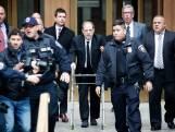 Pourquoi Harvey Weinstein s'aide d'un déambulateur