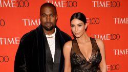 Draagmoeder Kim Kardashian wist niet wiens baby ze droeg