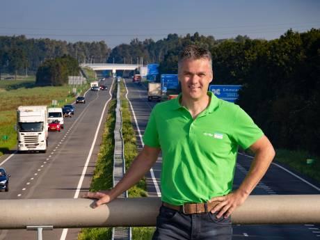 N50 zondag afgesloten vanwege Triathlon Noordoostpolder: ruim baan fietsers, vakantieverkeer moet omrijden