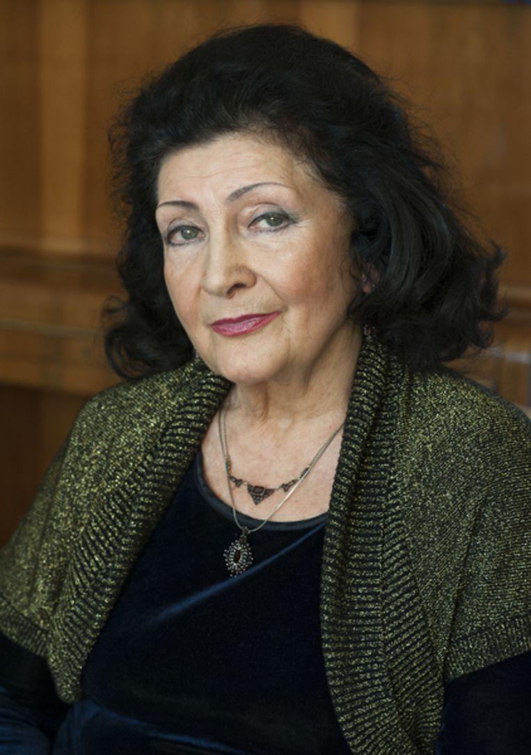 Nijolė Lelkaitė-Baikienė Beeld Claudia Heinermann