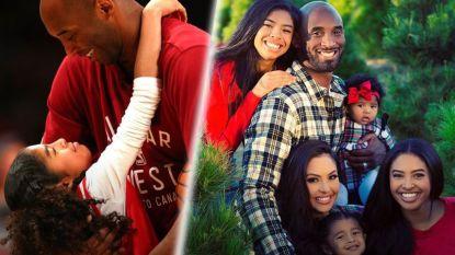 """Weduwe Kobe Bryant deelt hartverscheurende foto en laat voor het eerst van zich horen: """"We zijn er helemaal kapot van"""""""