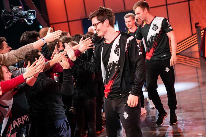 G2 Esports blijft maar winnen in de Europese League of Legends-competitie LEC.