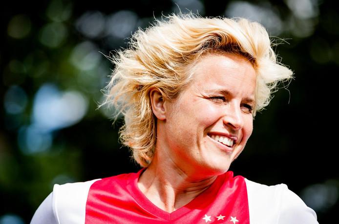 Daphne Koster, initiatiefnemer van talententrainingen voor meisjes.
