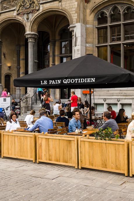 Le Pain Quotidien redevient entièrement belge