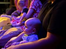 Klassieke babyconcerten mogen weer: 'Het is weer eens wat anders dan In de maneschijn'