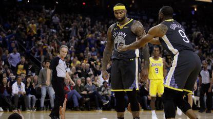 VIDEO. Lakers gaan zonder LeBron James onderuit bij Golden State